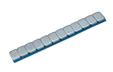 Fe Adhesive Weight (BLACK) (12x5g) 100pcs