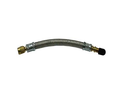 Flexible Extension 160 mm Metal Braided