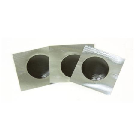 Foil-back Tube Patch 26 mm (box 100pcs)