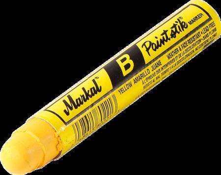 Markall Giant Yellow Paint Marker