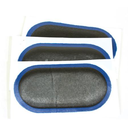 Tube Patch - Medium Oval 55x115 mm (box 30pcs)