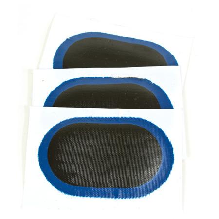 Tube Patch - Small Oval 48x72 mm (box 40pcs)