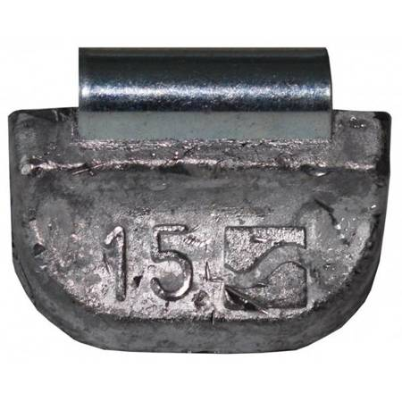 Ciężarek 15g standard (typ101) 100szt/pud.